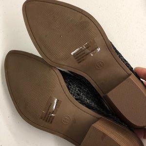 Universal Thread Shoes - New cowboy slide